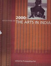 2000 Reflections on the Arts of India Book
