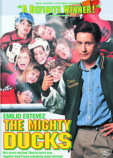 The Mighty Ducks (DVD, 2000)