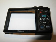 CANON POWERSHOT A810 HD BLACK BACK CASE COVER FOR REPLACEMENT REPAIR PART