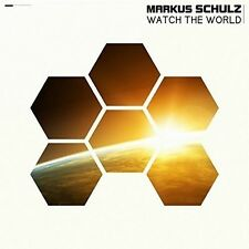 MARKUS SCHULZ - WATCH THE WORLD  2 CD NEU