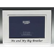 Me and My Big Brother New Baby Photo Frame Gift