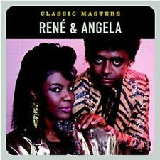 Classic Masters * by Ren' & Angela (CD, Mar-2002, Capitol/EMI Records)