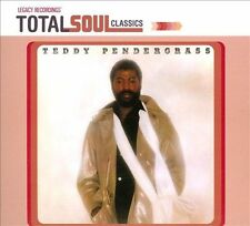 Total Soul Classics (CD) by Teddy Pendergrass (SEALED, NEW) Shelf GS 6