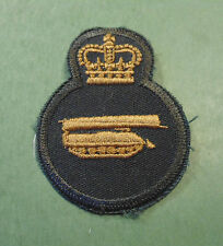 Canadian Armed Forces trade qualification Bridge Layer technician badge level 3