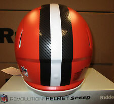 2015 CLEVELAND BROWNS Full Size Authentic SPEED Helmet