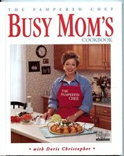 Busy Mom's Cookbook - Hardback Cookbook from The Pampered Chef