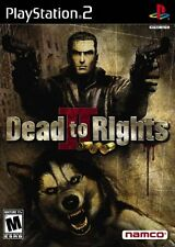 Dead to Rights 2 (Playstation 2) – Complete