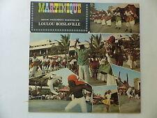 Martinique Groupe folklorique martiniquais LOULOU BOISLAVILLE HPR 19