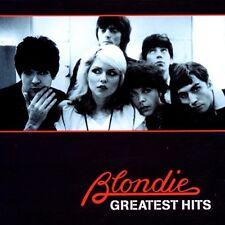 Blondie OOP Argentina CD Greatest hits NM 2002 Capitol New Wave 19 TRKS