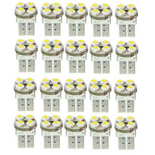20x White T10 194 W5W 4 LED Car Wedge SMD SMT HID Bulb Light Lamp 12V High Power