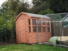 8x6 POTTING BARN (GARDEN SHED)(SUN SHED)(STORAGE SHED) (WOODEN SHED) NEW !!