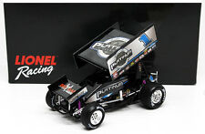 1:24 LIONEL SAMMY SWINDELL NO.1 BIG GAME TREESTANDS 2013 SPRINT DIRT CAR