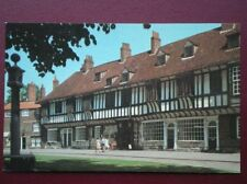 POSTCARD YORKSHIRE YORK - ST WILLIAM'S COLLEGE