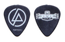 Linkin Park Honda Civic Tour Black Guitar Pick - 2012 Tour
