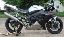 ABS Silver Black Injection Body Kit Fairing Fit for 2002-2003 Yamaha YZF R1 j04