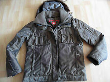 WELLENSTEYN tolle Winterjacke Winterzauber goldenbrown Gr. M  TOP 1015