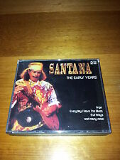Santana - The Early Years - 2CD