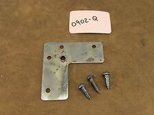 Victor Victrola Phonograph Motor Deck Corner Bracket # 0902-Q