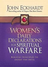 Women's Daily Declarations for Spiritual Warfare: Biblical Principles to Defeat