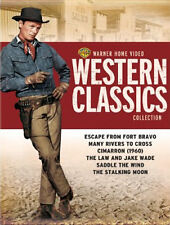 Western Classics Collection - 6 Films (DVD, 2012, 6-Disc B * NEW * [Cut Barcode]