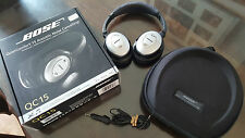 Bose QuietComfort 15 / QC15 Noise Cancelling Headphones - Good Condition