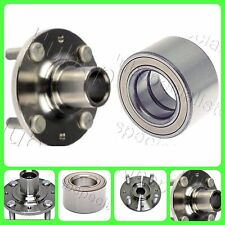 FRONT WHEEL HUB & BEARING FOR 1988-1991 HONDA CIVIC CRX Si SHIP 2-3 DAYS RECEIVE