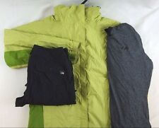 The North Face Columbia Lot of 3 Women's Jackets/Hiking Pants Medium M [X12414]