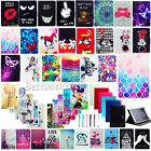 For Apple iPad Mini iPad Air iPad 2 3 4 Cute Universal Leather Stand Case Cover