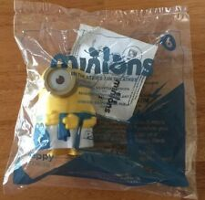2015~McDonald's Happy Meal Toy #6~Talking EGYPTIAN Minion~NIP