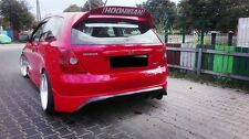 HONDA CIVIC VII/7 MUGEN LOOK REAR BUMPER DIFFUSER / LIP / SPOILER NEW!