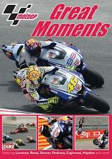 MotoGP - Great Moments (New DVD) Rossi Lorenzo Hayden Stoner Pedrosa