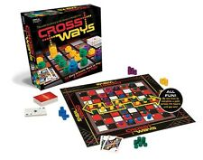 CrossWays The path to victory is not always a straight line New Game 2013 8+