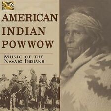American Indian Pow Wow: Music of the Navajo India, New Music