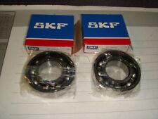 2 cuscinetti banco 6206 C4 Rotax 122 123 Aprilia RS RX MX SX CLASSIC 125