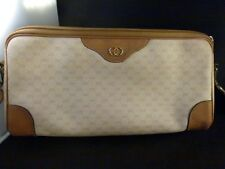 AUTHENTIC SMALL GG MONOGRAM VINTAGE GUCCI SHOULDERBAG   BEIGE TAN