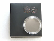 2008 - 2012 Royal Mint Britannia £2 Two Pound Silver Proof 1oz Coin Box Capsule