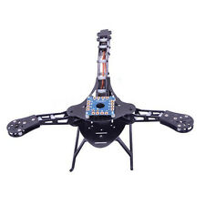 HJ HJ-Y3 MWC KK Glass Fiber Portable Tricopter Three 3-axis Multi-copter ED