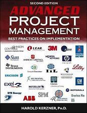 Advanced Project Management: Best Practices on Implementation by Kerzner, Harold