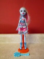 Monster High Abbey Bominable Doll DOT DEAD GORGEOUS Exclusive 3 Pack CLEAN