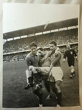 photo press football  World Cup 1958 Brazil-   France   258