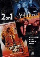 Girls in the City / The Sunshine Boys (Woody Allen) - 2 Filme auf 1 DVD - neu
