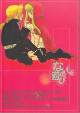 Fullmetal Alchemist LOVE Doujinshi Dojinshi Comic Kingin Ed x Winry Play of Secr
