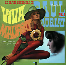 Paul Mauriat & His Orchestra Volume 5 & Viva Mauriat + Bonus tracks - CDLK4538