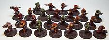 Painted 15mm Ikwen Alien Resistance Fighters x24 Loud Ninja Games Stargrunt 5150