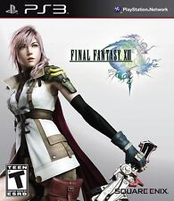 Final Fantasy XIII - Playstation 3 Game