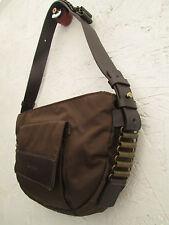 Authentique  petit sac à main CALVIN KLEIN  cuir   TBEG  bag vintage /