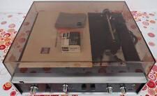 1976er  DUAL HS 135  Plattenspieler mit Verstärker  Vintage Turntable