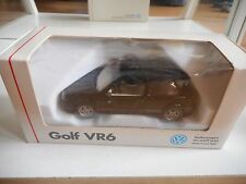 Schabak VW Volkswagen Golf VR6 in Black on 1:43 in Box