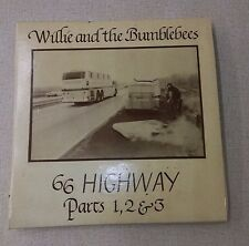 "Willie And The Bumblebees 66 Highway Ultra Rare Minneapolis Funk Soul 7"" Vinyl"