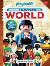 Playmobil: Journey Around the World by Richard Unglick (2016, Hardcover)